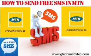 How To Send Free SMS On MTN (Two working ways)