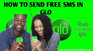 HOW TO SEND FREE MESSAGE IN GLO NETWORK.