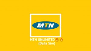 MTN Ng Data Sim Free Browsing (Unlimited)