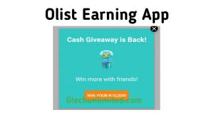 How To Earn On Olist App