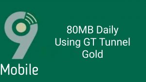 9 Mobile Free Browsing Capped 80MB daily