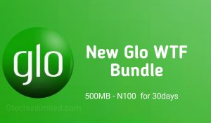 New Glo 500MB for N100 Data Plan | Glo WFT