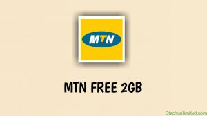 MTN Promotional Cheat Code 2GB free data