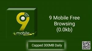 9 Mobile Settings for 300MB Daily Free Browsing For 2021
