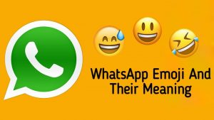 Whatsapp emoji and their meanings 2021