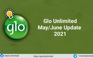 New Glo Unlimited Free Browsing Cheat 2021, Get Unlimited Data