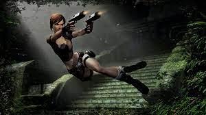 Tomb Raider Legend - Level 1 - Bolivia - YouTube