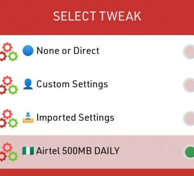 Airtel Free Browsing Cheat 2021 - 500MB Daily [LATEST UPDATE]