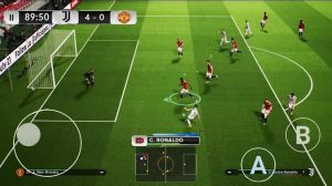 Winning Eleven 2022 - Download WE 22 MOD APK OBB For Android